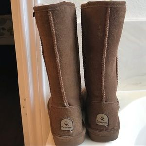 BearPaw tall boots